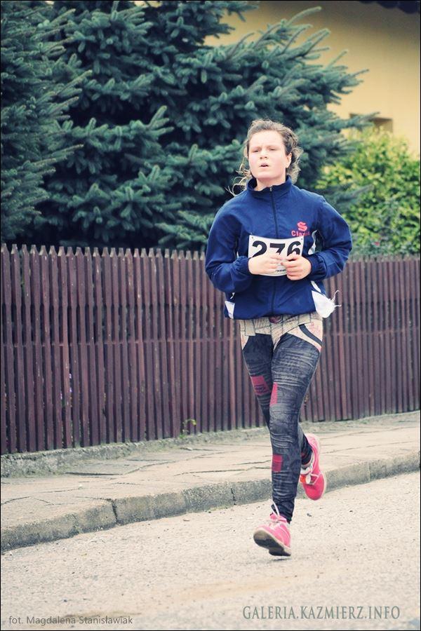 I Półmaraton Doliną Samy i Pyrlandzka Dycha Kaźmierz 2013 - fot. Magdalena Stanisławiak