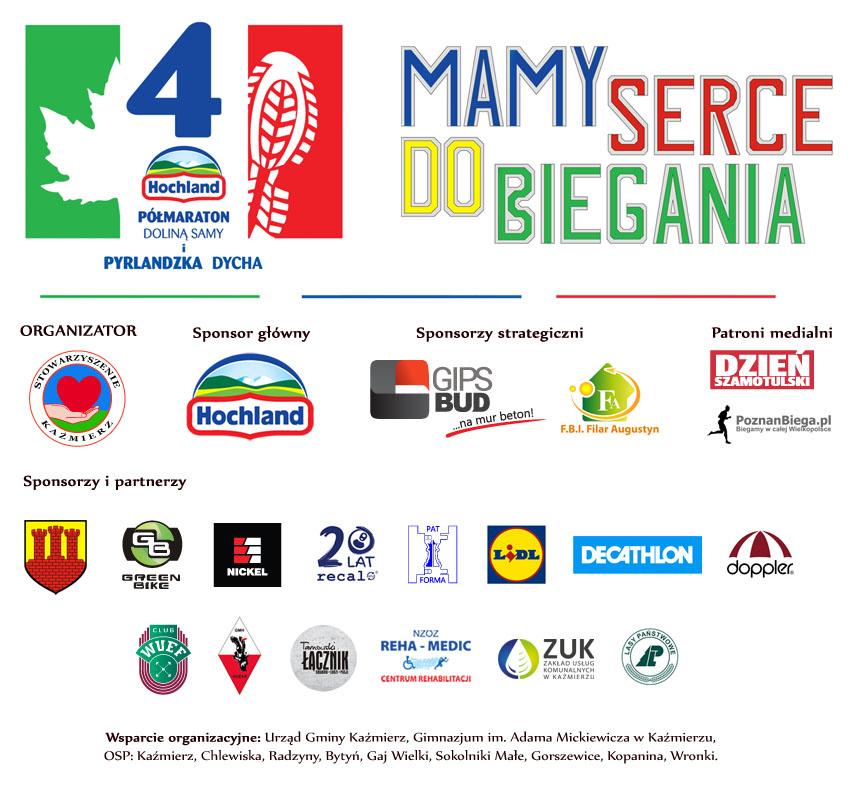 4 Hochland Półmaraton Doliną Samy i Pyrlandzka Dycha - 25 września 2016, Kaźmierz