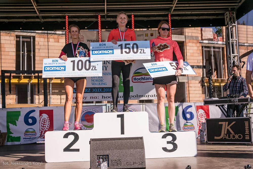 6 Hochland Półmaraton Pyrlandzka Dycha KAŹMIERZ
