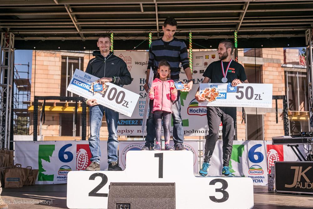 6 Hochland Półmaraton Pyrlandzka Dycha KAŹMIERZ 2018-09-30 #6HPM